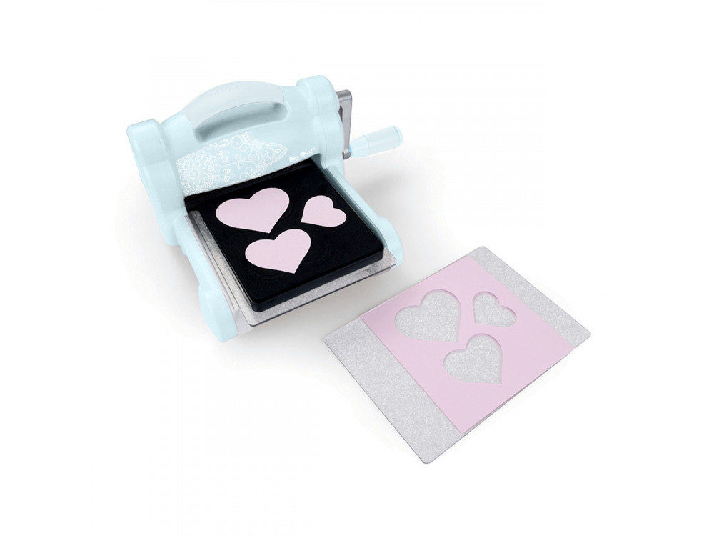Die-cutting and Embossing Machine Big Shot Limited Eition - Sizzix - sky