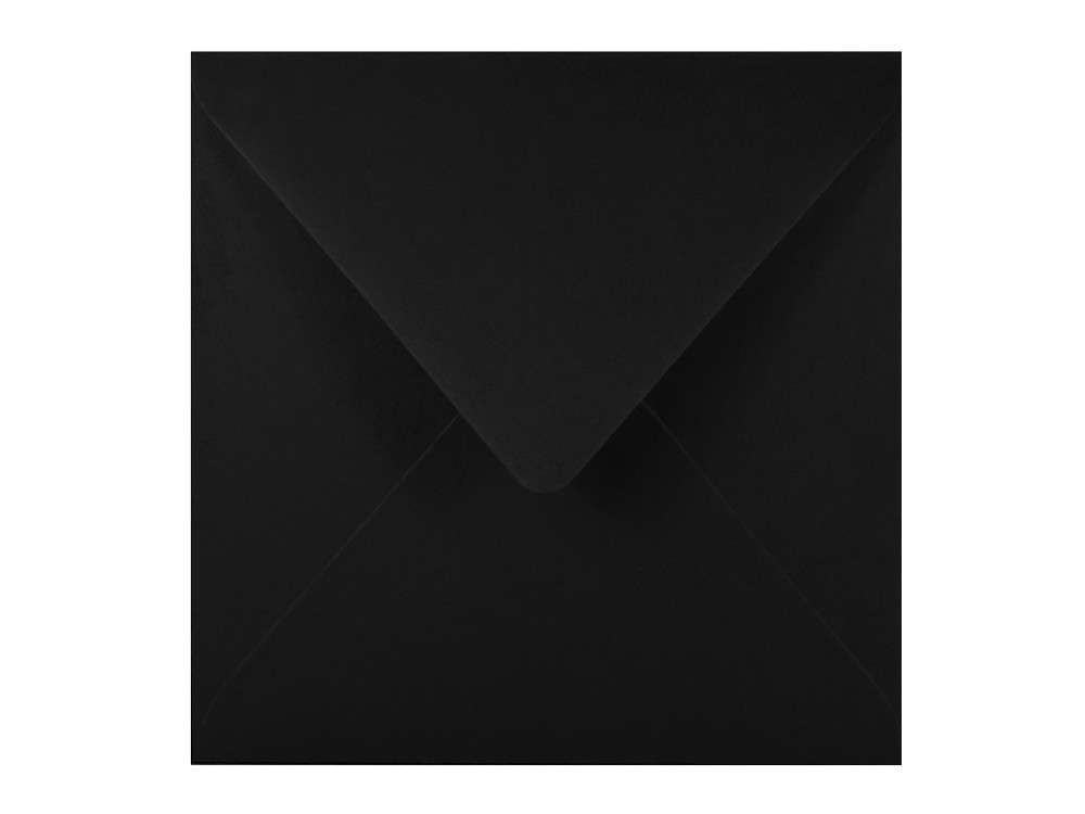 Keaykolour envelope 120g - K4, Deep Black, dark black