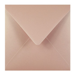 Curious Metallics envelope 120g - K4, Rose Gold