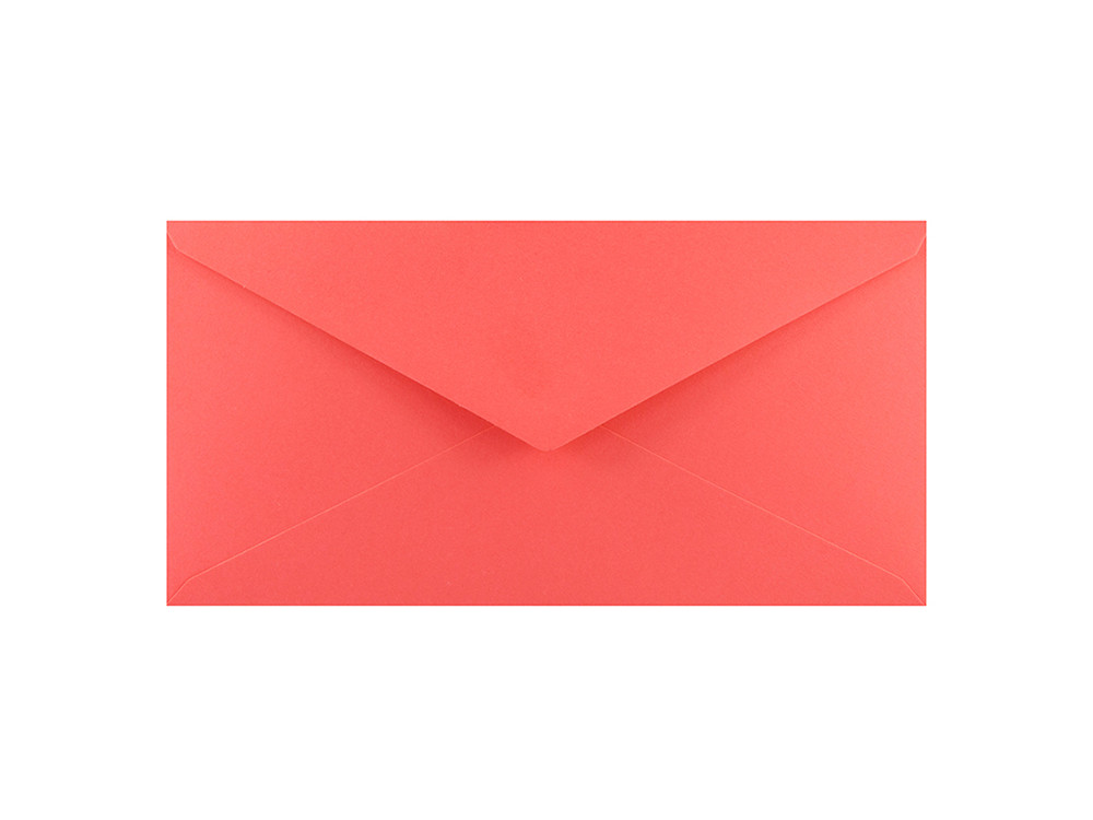 Keaykolour envelope 120g - DL, Coral