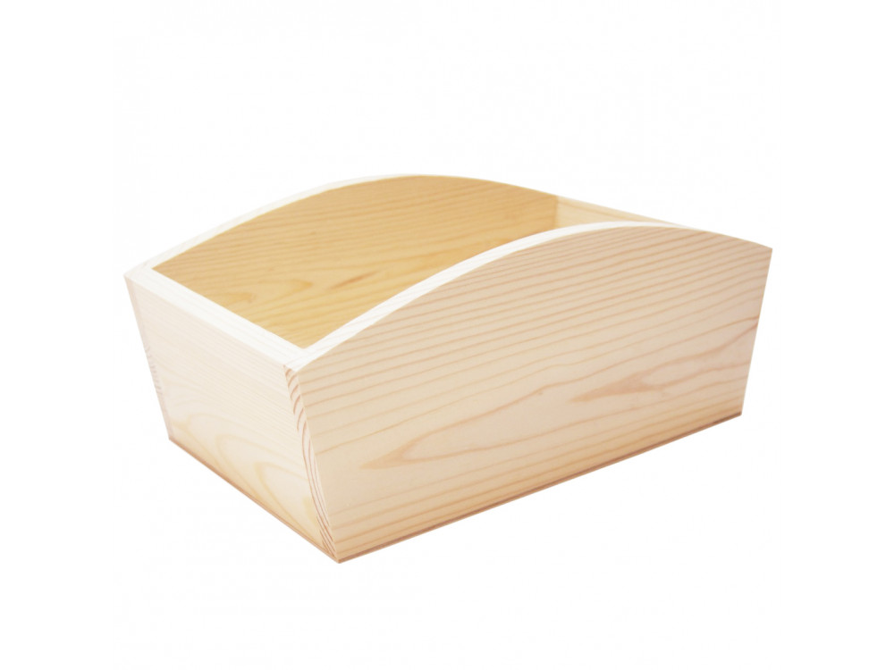 Wooden Container - Big