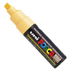 Marker Posca PC-8K - Uni - fluo light orange
