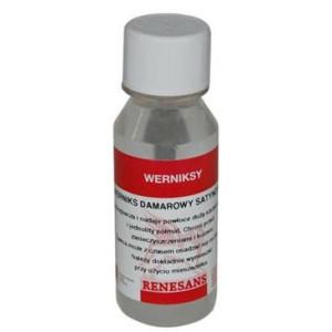 Werniks damarowy decoupage Renesans