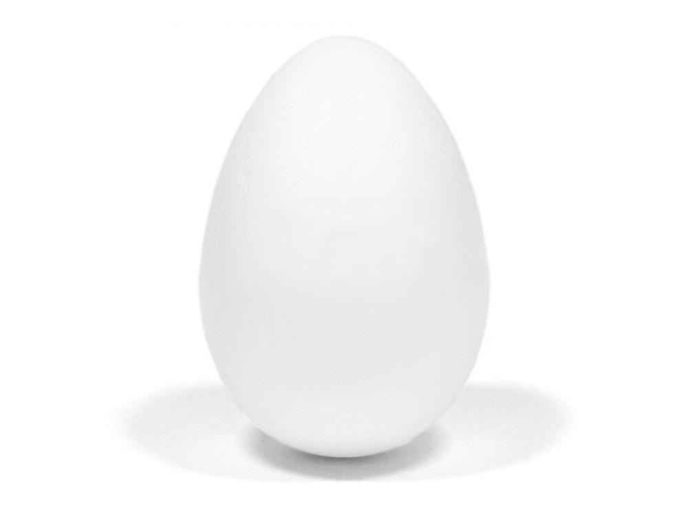 Styrofoam egg - 18 cm
