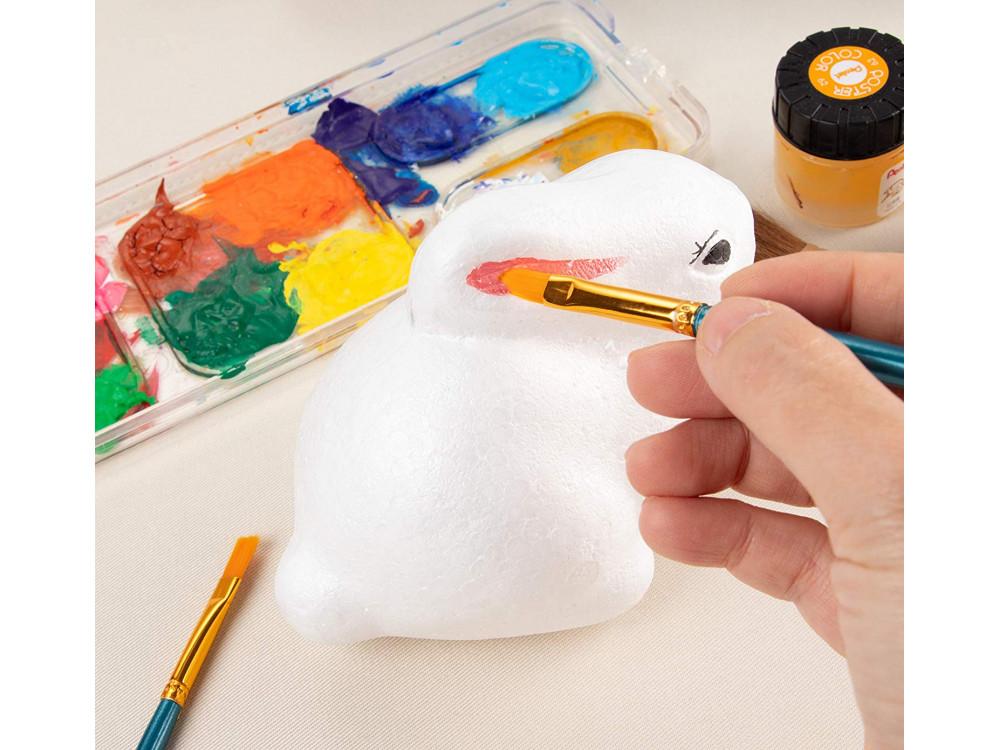 Styrofoam Rabbit