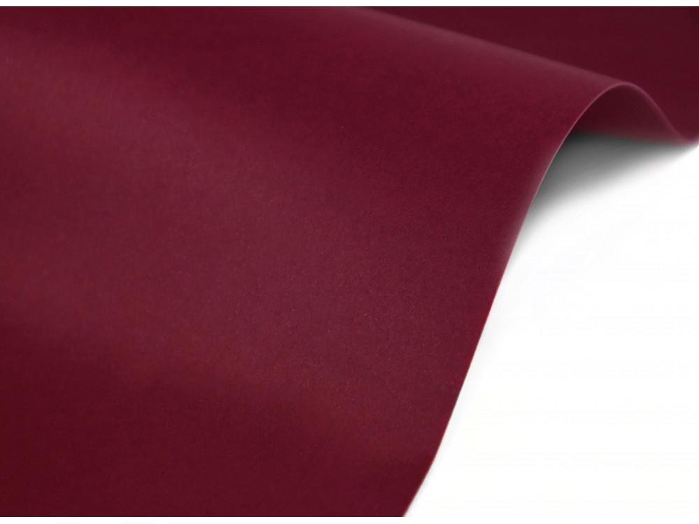 Keaykolour paper 300g - Carmine, burgundy, A4, 20 sheets