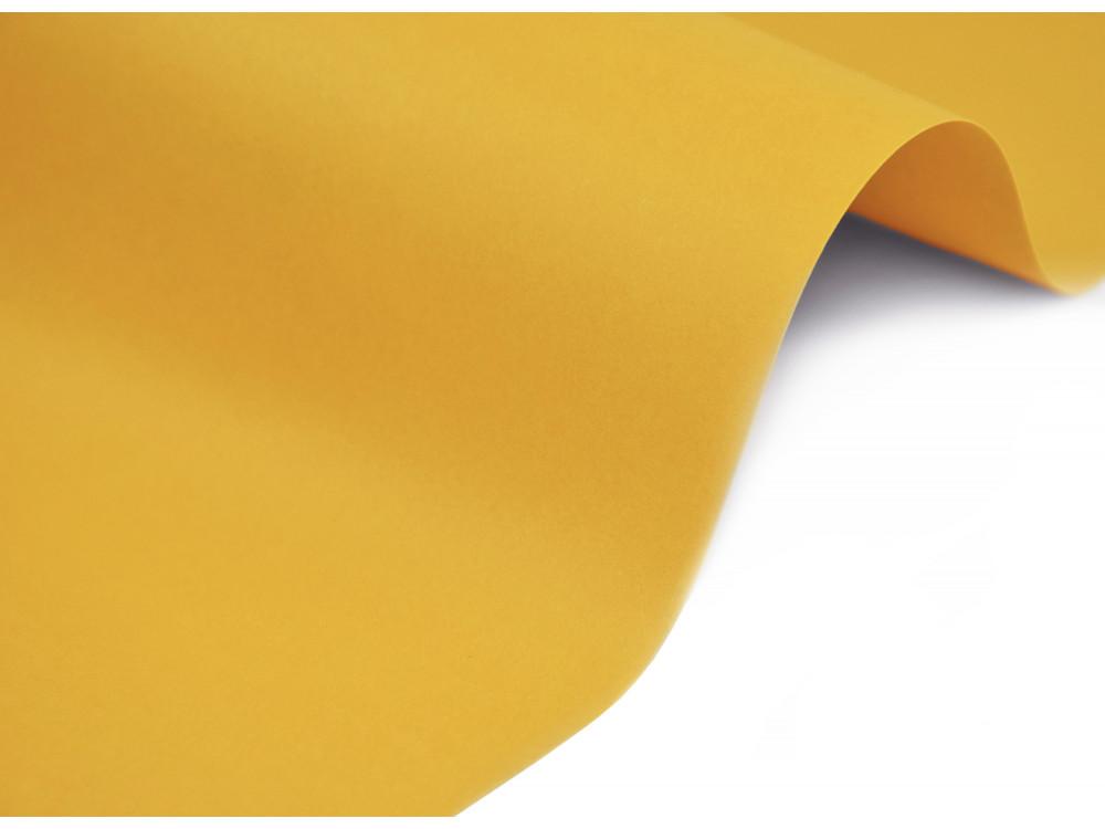 Keaykolour paper 300g - Indian Yellow, A4, 20 sheets