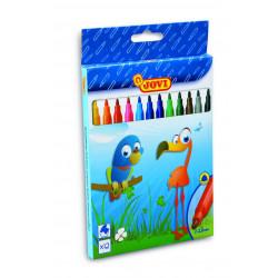 Felt pens - Jovi - 12 colors