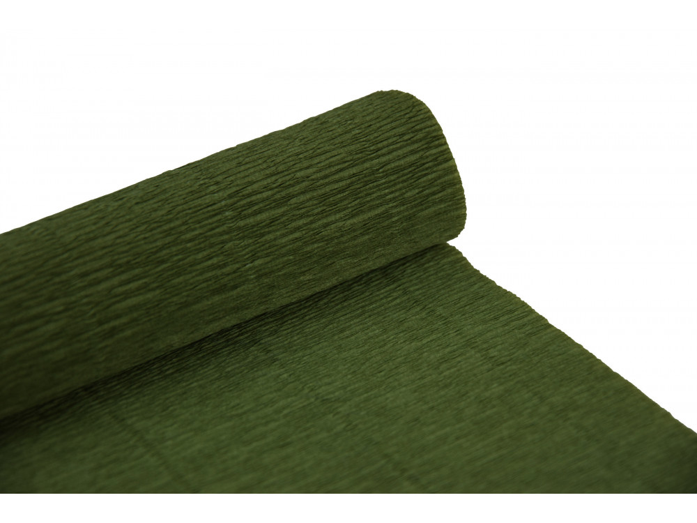 Italian crepe paper 180 g/m2 - Sage Green 562