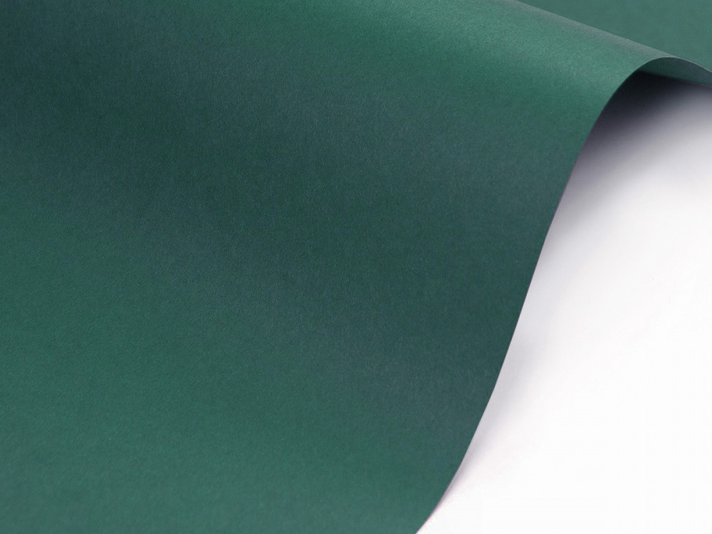 Sirio Color Paper 250g - English Green, dark green, A4, 20 sheets