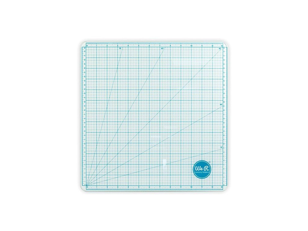 PRECISION GLASS CUTTING MAT We R