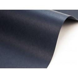 Papier Sirio Color 210g - Dark Blue, granatowy, A4, 20 ark.
