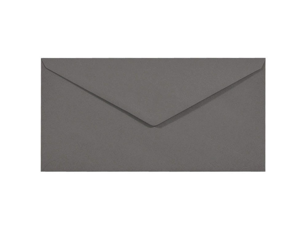 Sirio Color Envelope 115g - DL, Pietra, gray