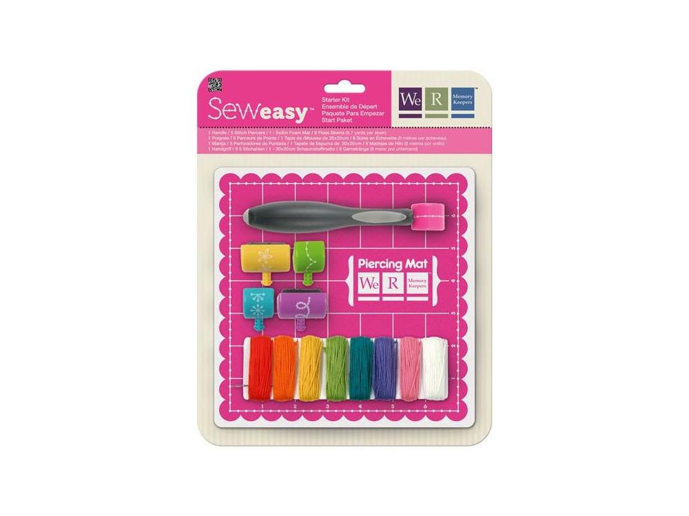 Zestaw do szycia We R - Sew Easy Starter Kit