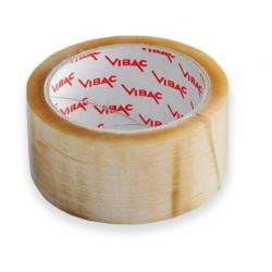 Taśma pakowa, klejąca - Vibac - przeźroczysta