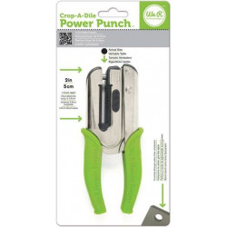 Dziurkacz do kółek Power Punch - We R - 6,4 mm
