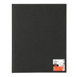 Szkicownik Art Book One A3 - Canson - czarny, 100 g, 98 ark.