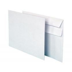 Koperty biurowe - C6, białe, 50 szt.