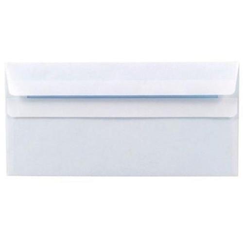 Koperty biurowe 80g DL SK 50 szt. białe