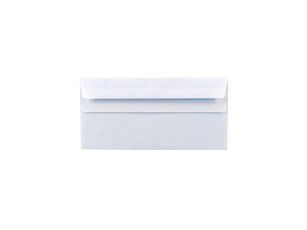 Koperty biurowe - DL, białe, 50 szt.