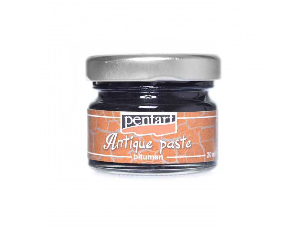 Antique paste 20 ml Pentart - Umbra