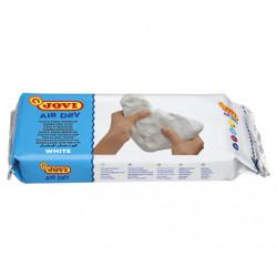 Air hardening clay - Jovi - white, 1 kg
