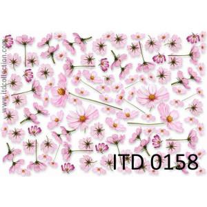 Papier decoupage A4 0158