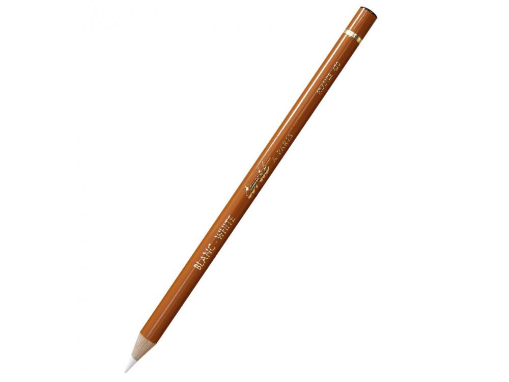 Sketching pencil - Conte a Paris - White