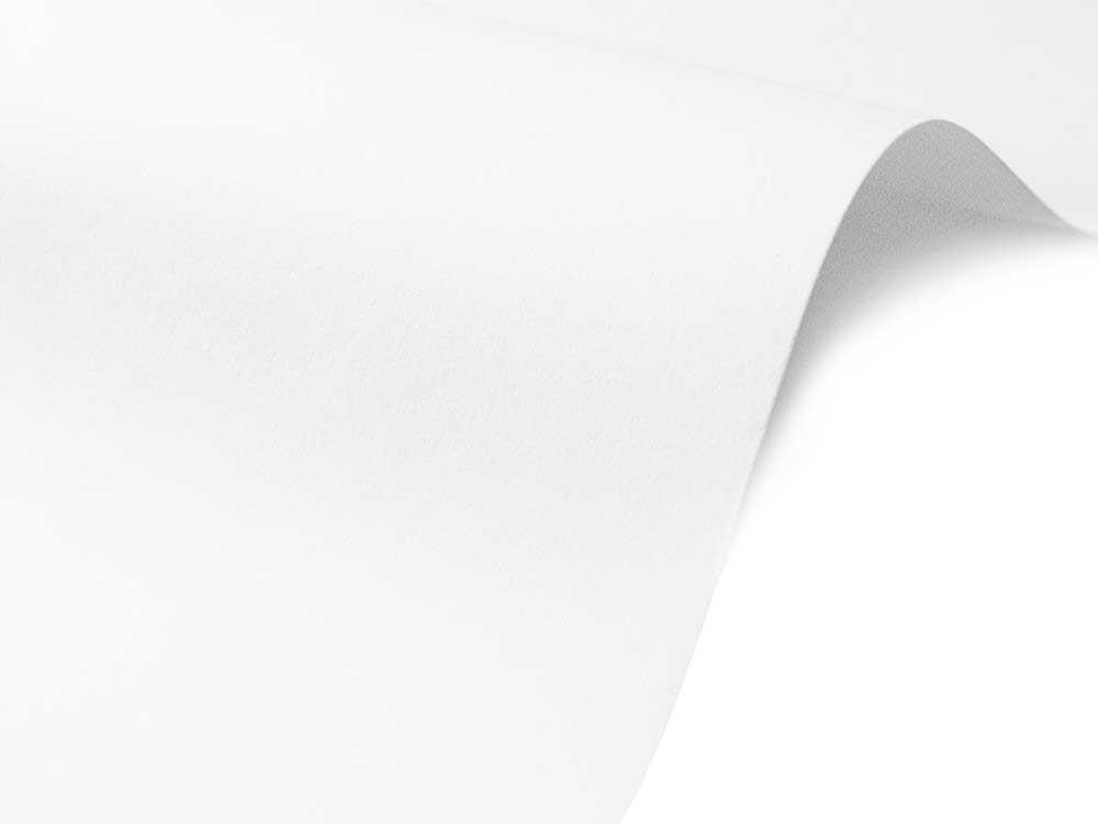 Papier ozdobny Materica 360g - biały, Gesso, A4, 20 ark.
