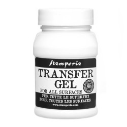 Decoupage Transfer Gel - Stamperia - 100 ml