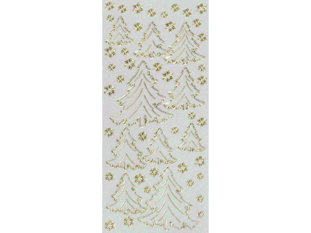 Transparent Sticker - Christmas Tree 2036