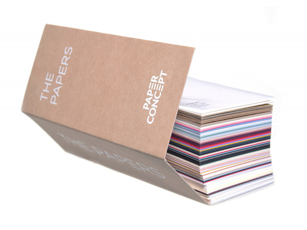 Paper Swatch Book - PaperConcept