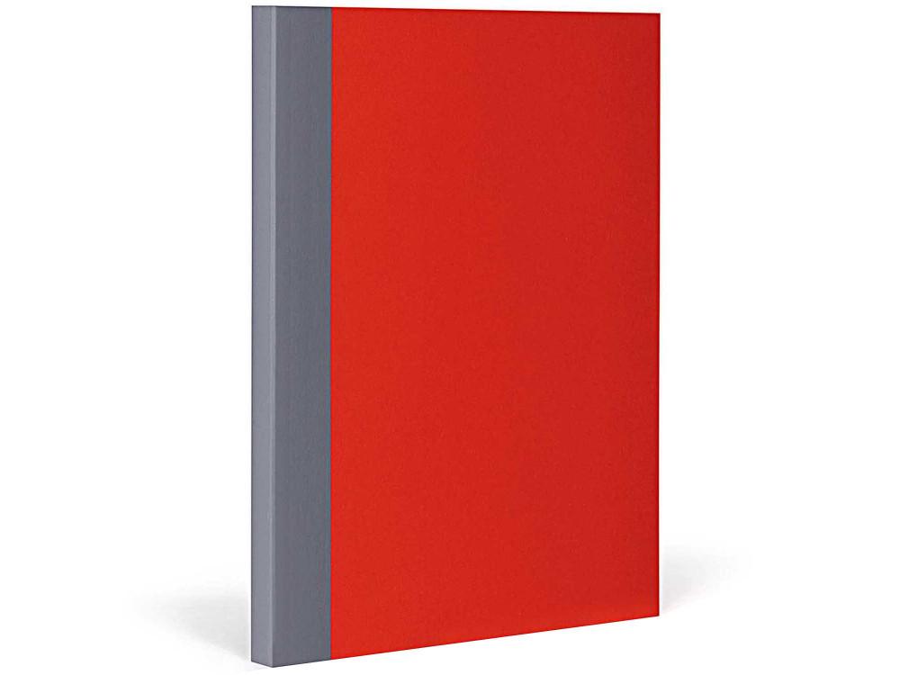 Notebook Fantastic Paper A6 - Rico Design - plain, soft, red