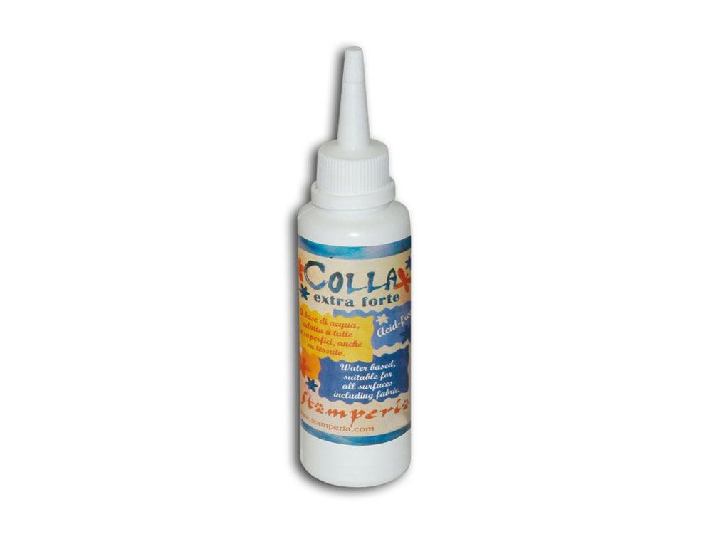 Collax Glue Extra Strong Art&Craft - Stamperia - 120 ml
