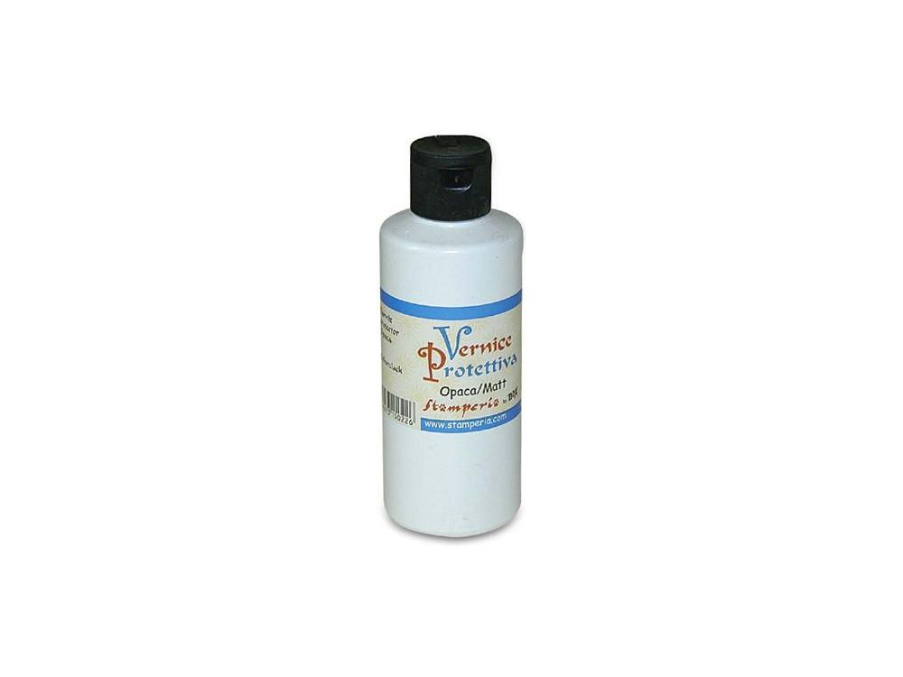 Werniks wodny matowy do decoupage - Stamperia - 200 ml