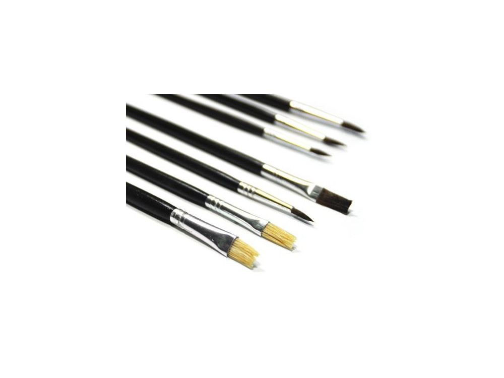 Paint Brush set - 10 pcs.