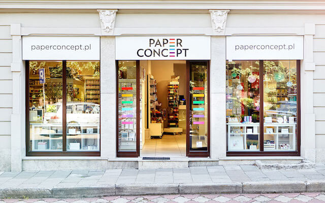 PaperConcept Katowice -  Krzywa 12
