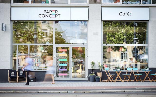 PaperConcept Poznań - Plac Wolności 8