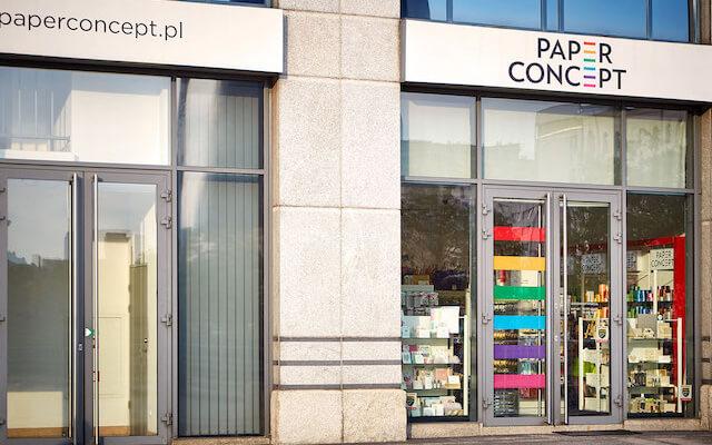 PaperConcept Warszawa - Aleje Jerozolimskie 56C