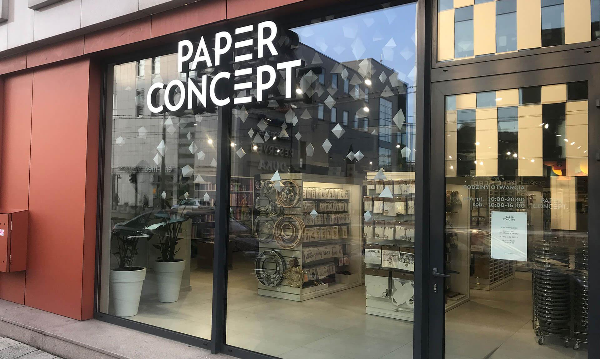 PaperConcept KrakĂłw