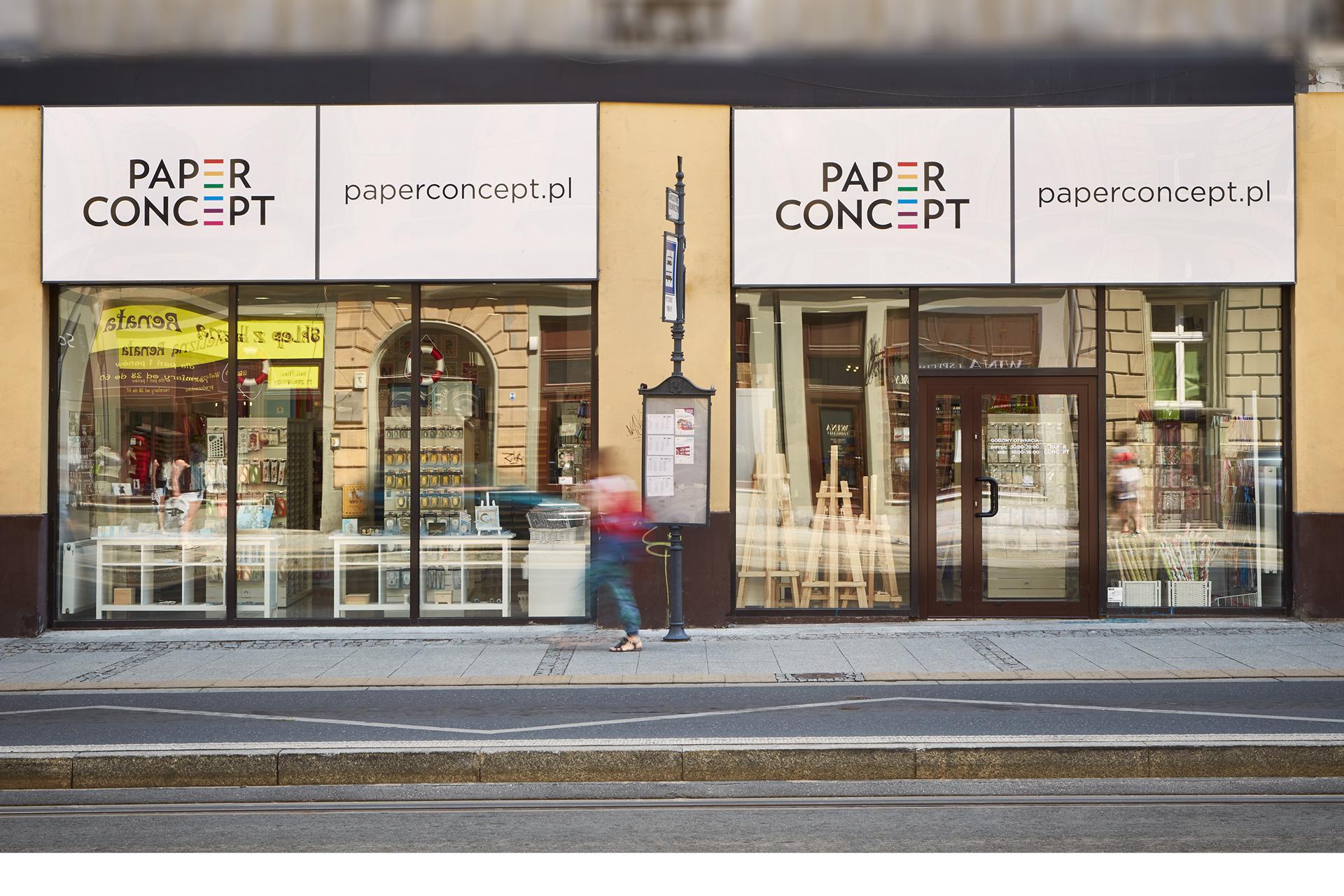 Paperconcept Sklep Wrocław