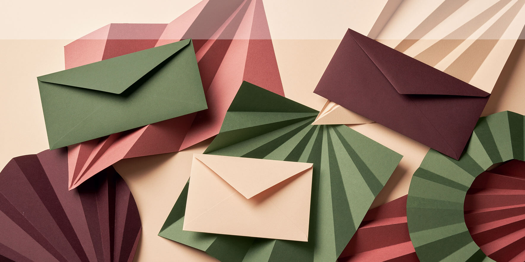 New Papers and Envelopes